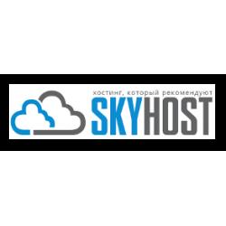 SkyHost.ru - наш партнёр
